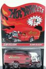 Hot Wheels RLC Red Blown Delivery with Protecto