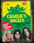 1977 CHARLIE'S ANGELS 4th SERIES FULL WAX BOX (36 CARD PACKS) TOPPS
