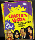 1977 CHARLIE'S ANGELS 3rd SERIES FULL WAX BOX (36 CARD PACKS) TOPPS