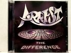 Arrest - The Difference 2002 Arrest Music Rare OOP HTF