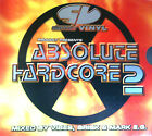 ABSOLUTE HARDCORE 2 - SLAMMIN VINYL RARE 3 X CDS ! MIXED VIBES / BRISK CDJ CD DJ