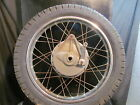 HONDA CB350 350 [1971] REAR WHEEL