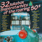2 LP 32 Jukebox Superstarhits of the roaring 50´s,MINT-,Scana 80038 Germany,Rar