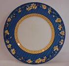 Fitz & Floyd COQ DU VILLAGE Dinner Plate BLUE & YELLOW BANDS Multiple Available