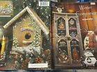 Winter Companion Painting Book-Hollon-Birdhouses/Santas/Snowmen