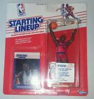 1988 Danny Manning Los Angeles Clippers Basketball Starting Lineup Clean