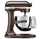 KitchenAid KP26M1XES Espresso Pro 600 Series 6 Quart Bowl-Lift Stand Mixer