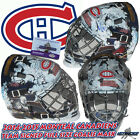 2015 MONTREAL CANADIENS Team Signed FULL-SIZE GOALIE MASK w COA - PACIORETTY