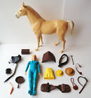 Vintage Marx Jane West  Horse Best of the West Lot
