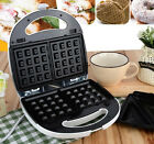 Waffle CH-209 Sandwich Maker  / Compact Breakfast Maker / Non-Stick Coating