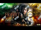 Hobbit Battle of 5 armies hobby box trading cards factory sealed