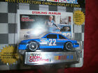 RACING CHAMPIONS STERLING MARLIN DIE CAST STOCK CAR WITH DISPLAY STAND