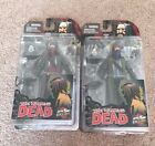 NYCC 2014 THE WALKING DEAD JESUS FIGURE SET BLACK  WHITE BLOODY MCFARLANE TOYS