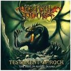 TESTAMENT OF ROCK cd THE BEST OF ASTRAL DOORS [DIGIPAK] 2011 NEW sealed Greatest