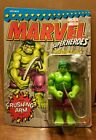 VINTAGE 1993 MARVEL SUPER HEROES INCREDIBLE HULK CRUSHING ARM ACTION TOY FIGURE