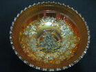 Imperial Marigold Windmill Carnival Glass Bowl 7