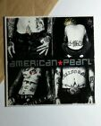 AMERICAN PEARL FREE YOUR MIND AMPHETAMINE GIRL 2 SONGS MUSIC CD