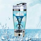 Portable Multi Purpose Drink Juice Cocktail Mixer Electric Protein Shaker #550ML