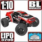 RedCat Racing Terremoto 10 V2 4WD Monster Truck Red Body - FREE SHIPPING