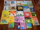 FAIR Five In A Row Before Vol 1 2 Lot 25 books  helpers Caldecott Books