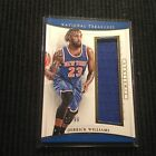 Derrick Williams Signs with Panini 21
