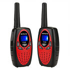 Retevis RT628 Paired Walkie Talkie UHF 22CH Protable Two-Way Radio Kids Gift US