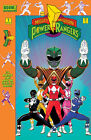 BOOM! Studios Comics Mighty Morphin Power Rangers Party Launch #1 Cover Variant