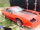 Chevrolet Camaro Z 28 1992 z 28 25 th anniversary ls swap project car coilovers disc brakes no reserve