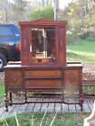 Antique/Vintage China Cabinet/Hutch/Buffet/Credenza