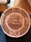 Vintage Alfred Meakin Staffordshire England Fair Winds The Friendship of Salem