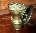 AUTO LITE CARBIDE GAS MINERS LAMP UNIVERSAL LAMP CO