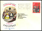 1974 GREAT BRITAIN CHARLES DICKENS CHRISTMAS COVER S37
