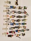 Lot of 33 lego pirate and skeleton mini-figures