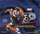 2015 Upper Deck Marvel 3D Trading Cards Exclusive Hobby Box (Sealed)