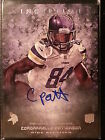 2013 INCEPTION CORDARRELLE PATTERSON ON CARD ROOKIE AUTO