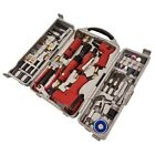 77PC Heavy Duty Power Air Gun Tool Kit Ratchet Wrench Grinder Hammer Socket Hex