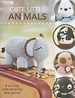 Cute Little Animals Leisure Arts 4271 Amy Gaines New Books