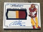 Robert Griffin III 2015 Panini Flawless Jumbo Auto Patch 3 Color #'d 7 20 Blue