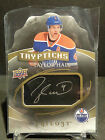 2014-15 TRILOGY HOCKEY TRYPTICHS TAYLOR HALL AUTO 37 80
