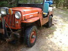 Jeep: CJ unknown 1953 willys for $500 dollars