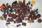 HUGE Lot of Lego Pirate TREASURE CHESTS - BARRELS - COINS + More