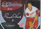 Gordie Howe 08 09 Upper Deck The Cup Chirography Auto 50