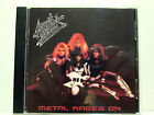 Atomik Cocktail - Metal Rages On 1991/2007 Rare Retrospect Records Reissue OOP