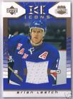 Brian Leetch Cards, Rookie Cards and Autographed Memorabilia Guide 8