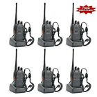 Two Way Radios With Headsets Long Range Military Portable Radio Walkie Talkie