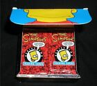 The Simpsons trading cards Series 2 Skybox 1994 Full Box w 36 packs.