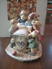 Goebel Hummel Rock A Bye Baby in Cradle from Century Collection Figurine in Box