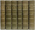 The Works of Sir William Stirling Maxwell Baronet 6 vols LEATHER BOUND