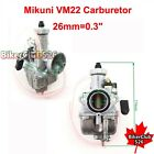Mikuni VM22 26mm Carburetor For Pit Dirt Trail Bike ATV Motorcycle 125cc 140cc