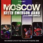 Keith Emerson Band feat. Marc Bonilla - Moscow, Japan 2CDs New w/OBI